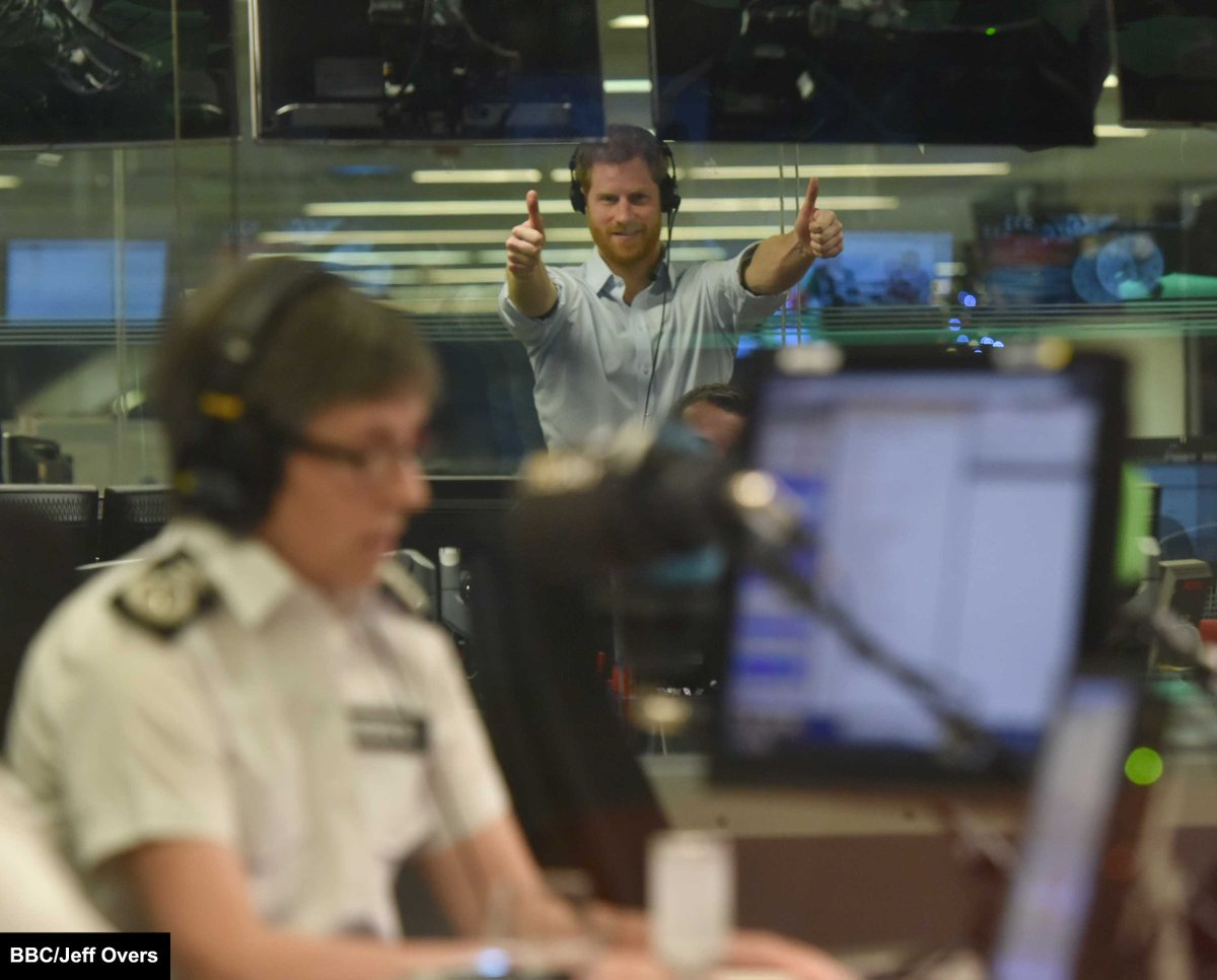 Commissioner Cressida Dick had the pleasure of joining HRH Prince Harry as he guest edited the @BBCr4today programme to discuss a number of topics close to his heart – one of them being youth violence. Listen to the discussion here: https://t.co/1vyOrMuGbS