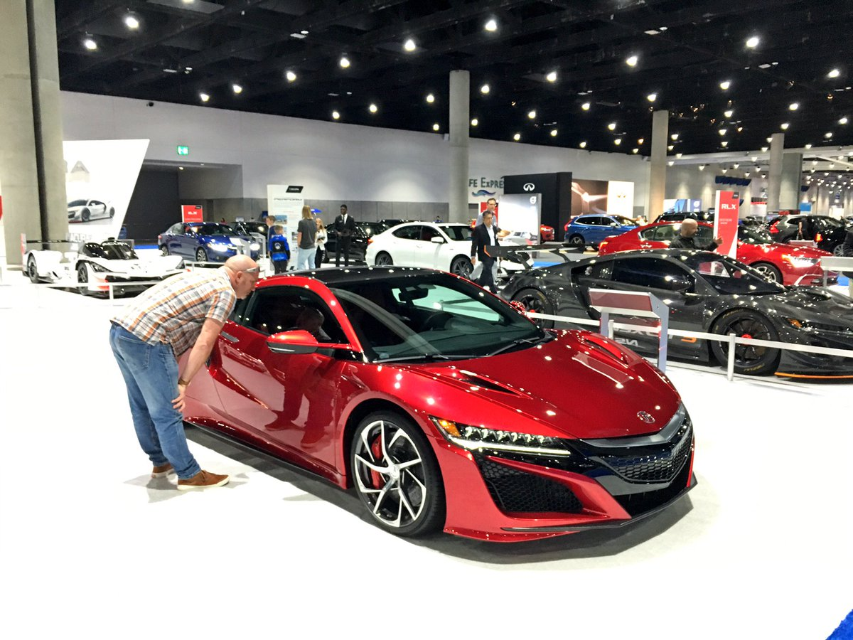 SD Convention Center On Twitter SanDiegoAutoSho Is Open Come To - San diego convention center car show