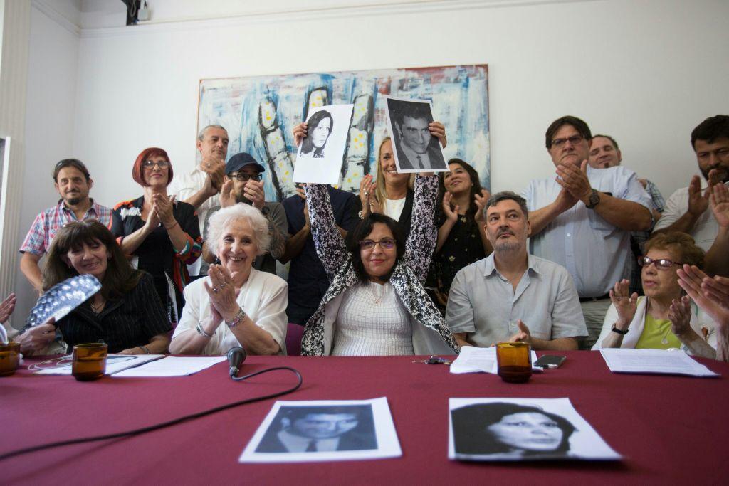 Derechos humanos | Abuelas de Plaza de Mayo encontró a la nieta 127