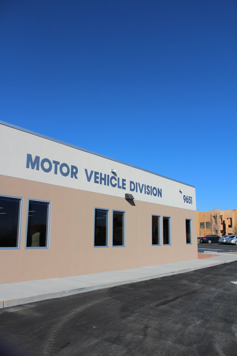 You don't have to drive across town to go to the MVD anymore. Visit the new Eagle Vista MVD Office at 9651 Eagle Ranch Road. #NM #MVDpic.twitter.com/ ...