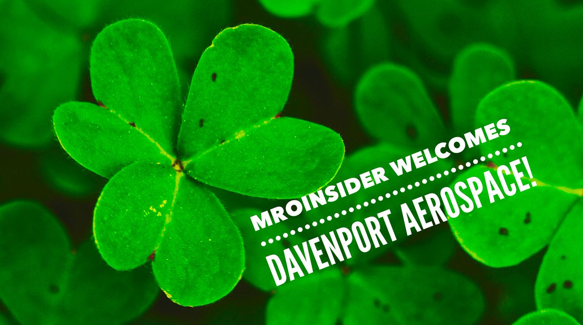#veteran owned @DavenportAero has joined the #MROinsider network! Let Davenport assist with your GA or turboprop needs - including 24/7 #AOG! Check out their profile at  http://www. mroinsider.com  &nbsp;  ! #aircraftmaintenance #bizav #genav #aviation #turboprop #pilot #startups #AvGeek<br>http://pic.twitter.com/fQ0BxVvdm9