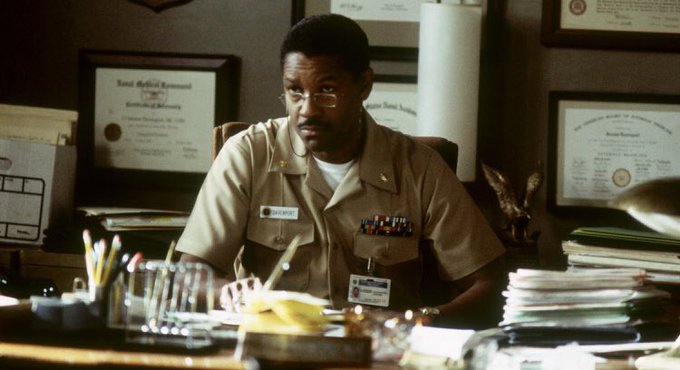 Happy birthday to the man, the actor, the icon Denzel Washington.