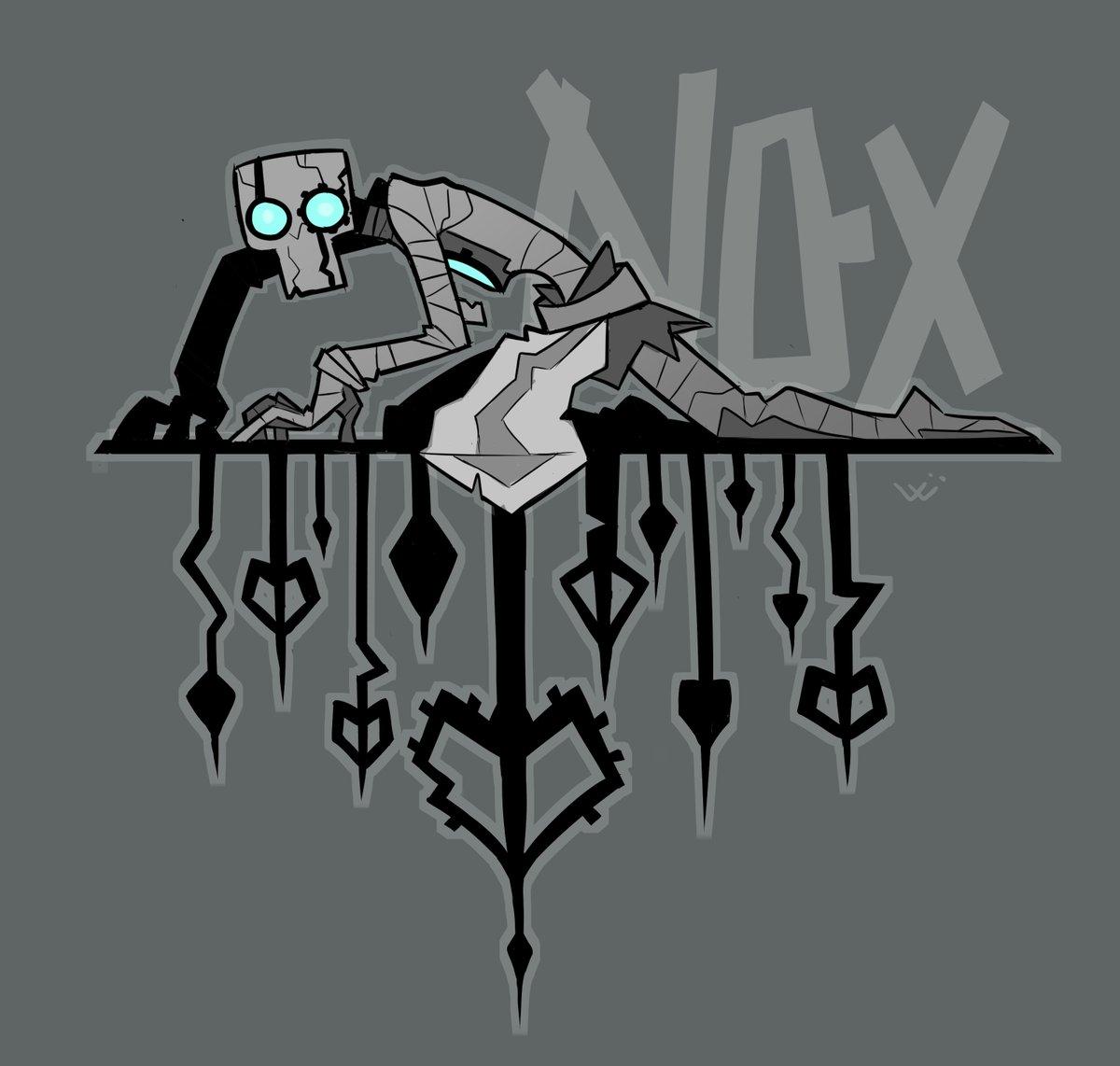 Best Wakfu villain!! A secret santa gift for @Xlyaria :> #wakfu #dofus #nox