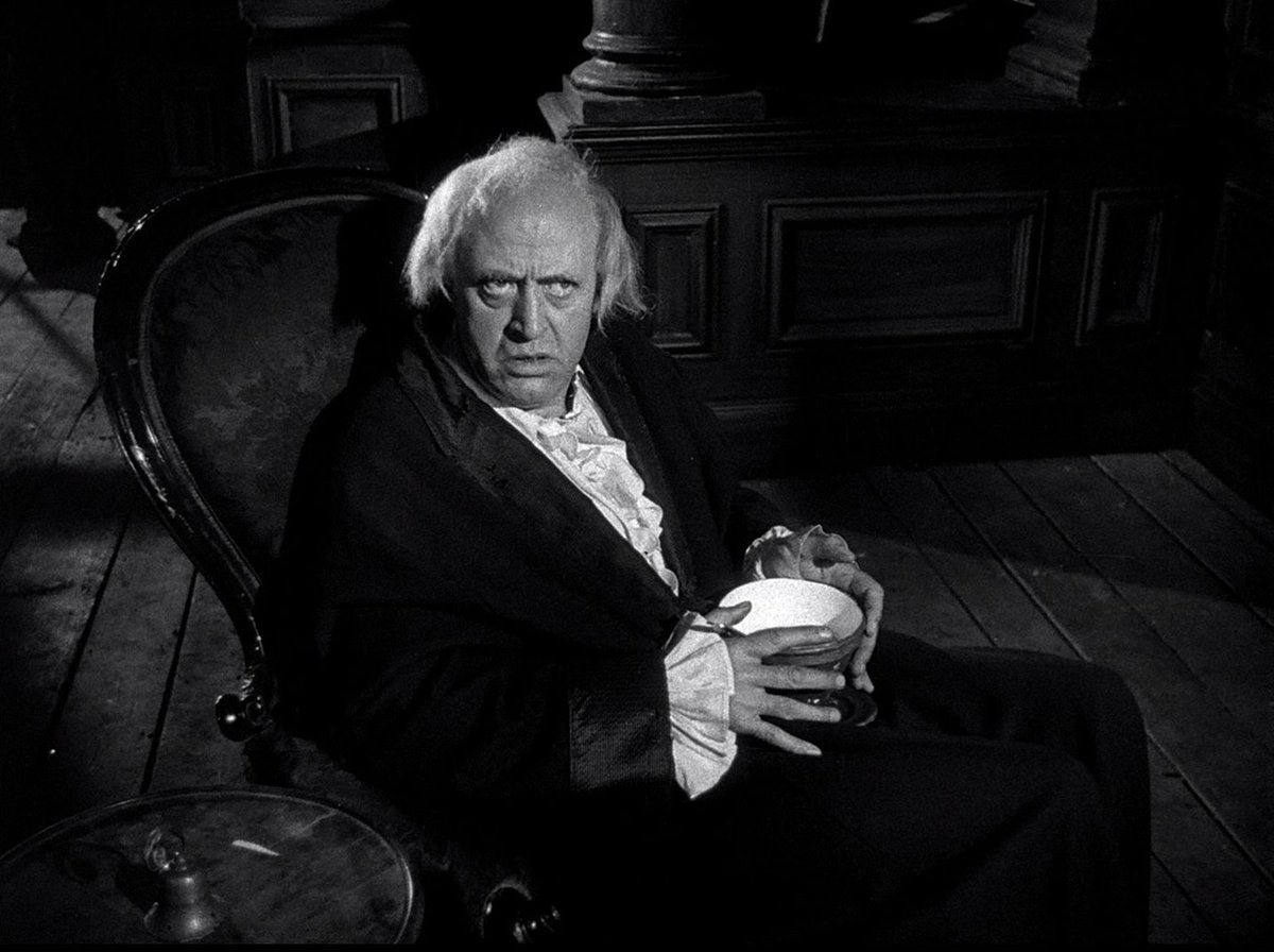 A Christmas Carol 1951.Talking Pictures Tv On Twitter 18 00 Scrooge A Christmas