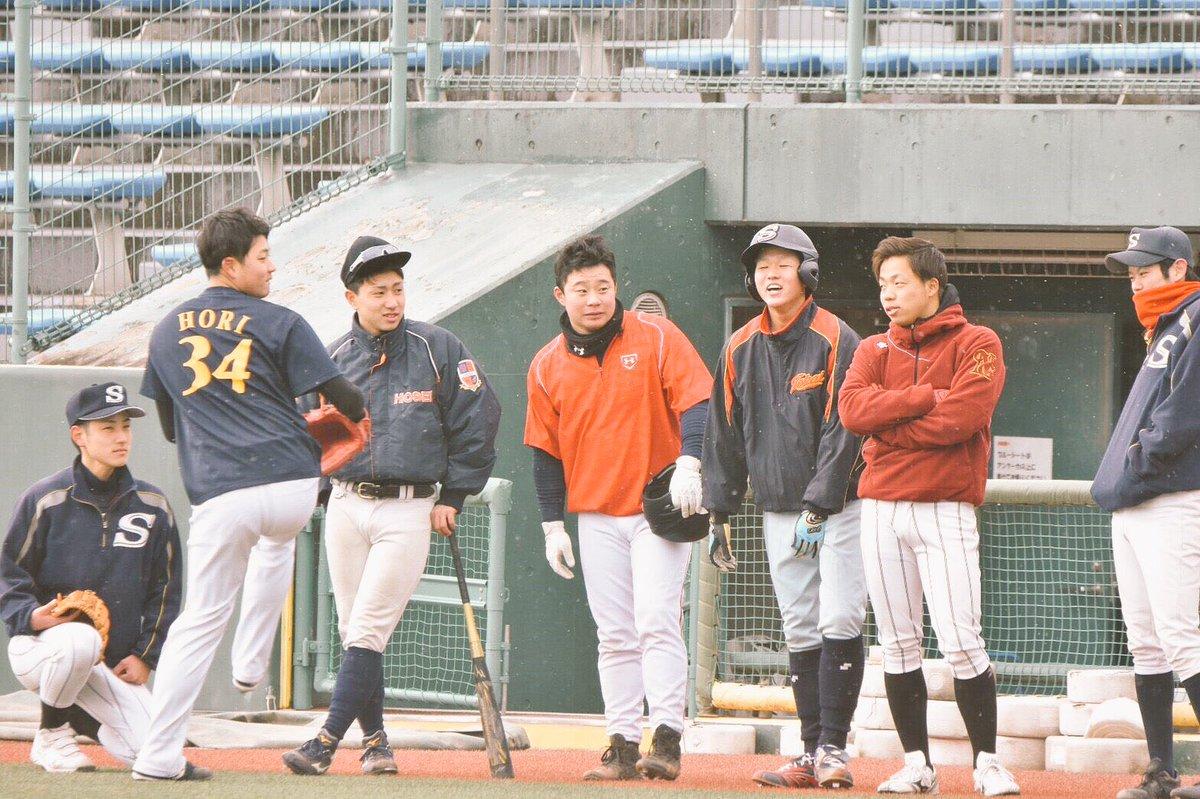 部 野球 広島 新庄