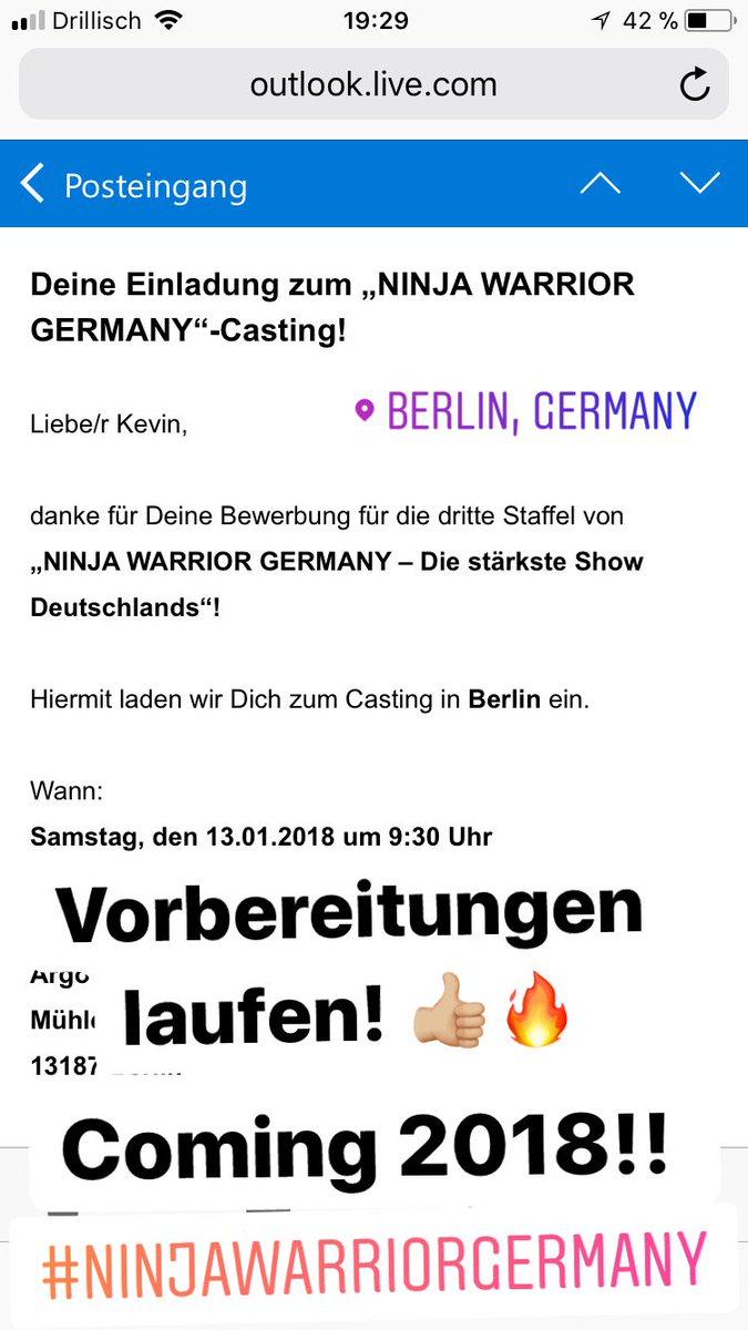 Ninja Warrior Germany Kids Wann Kann Man