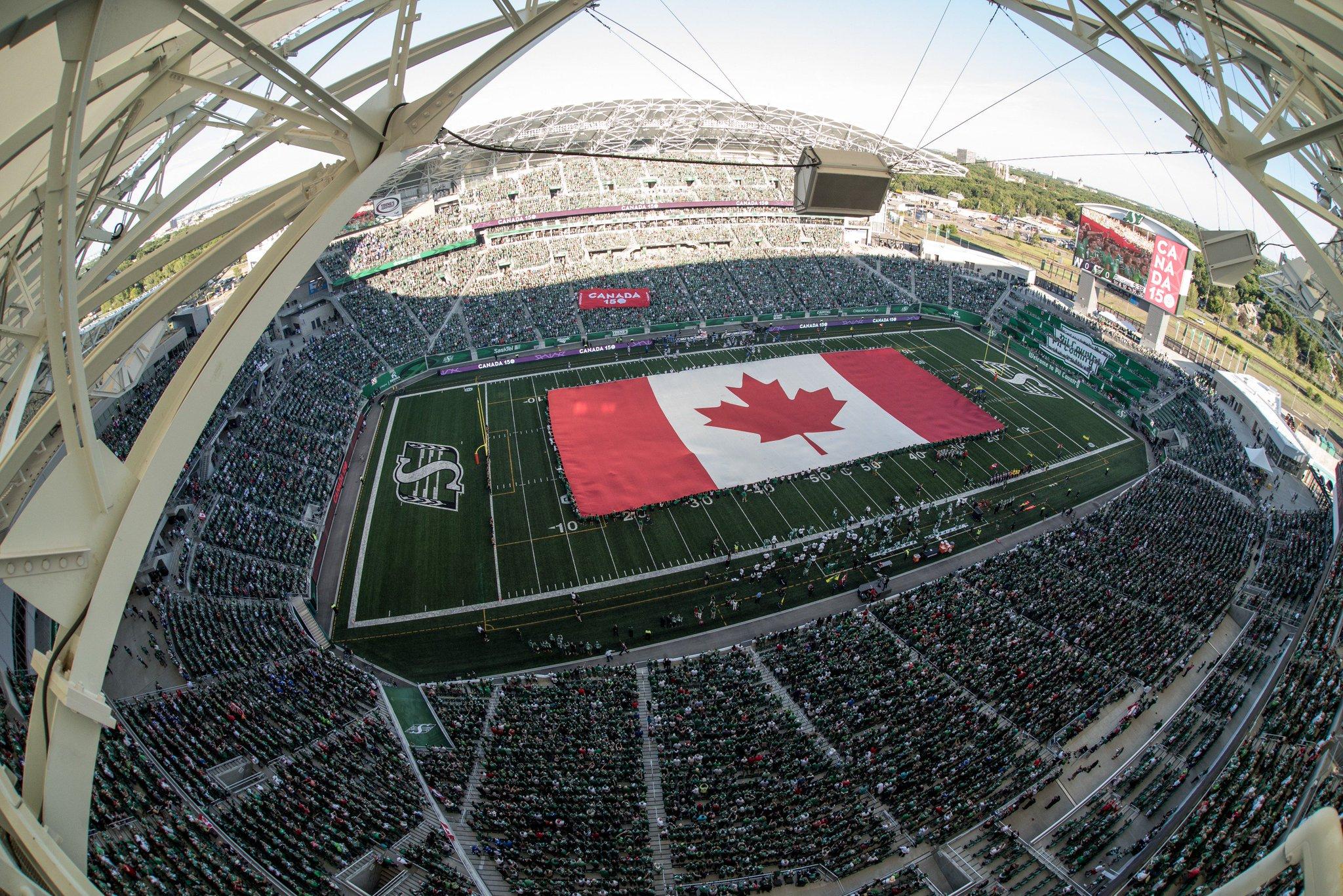 Mosiac Stadium Regina, SK