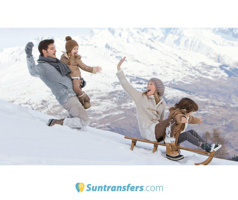Suntransfers On Twitter Family Holidays Ski Trip Book