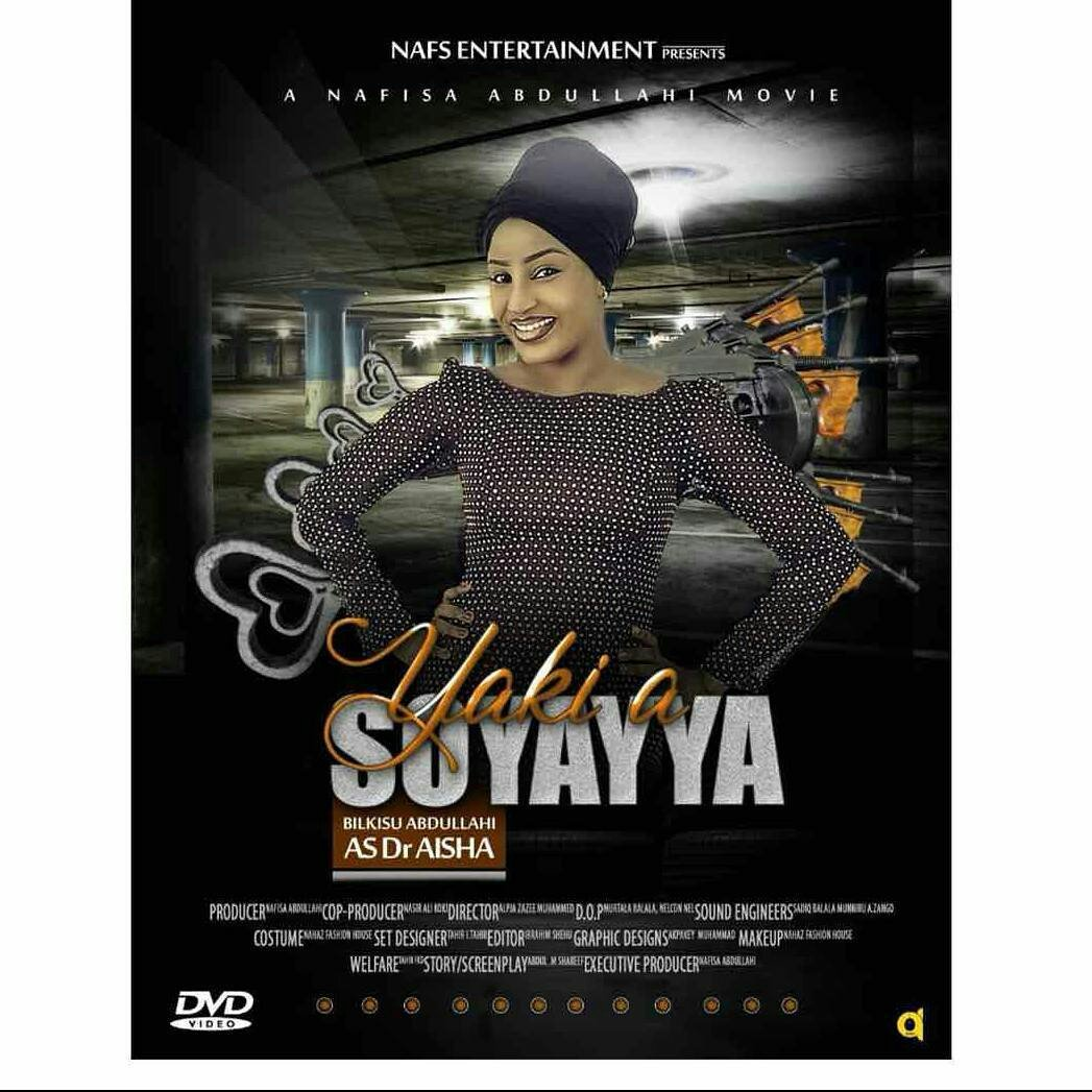 Image result for Yaki A Soyayya By Kannywood star, Nafisa Abdullahi
