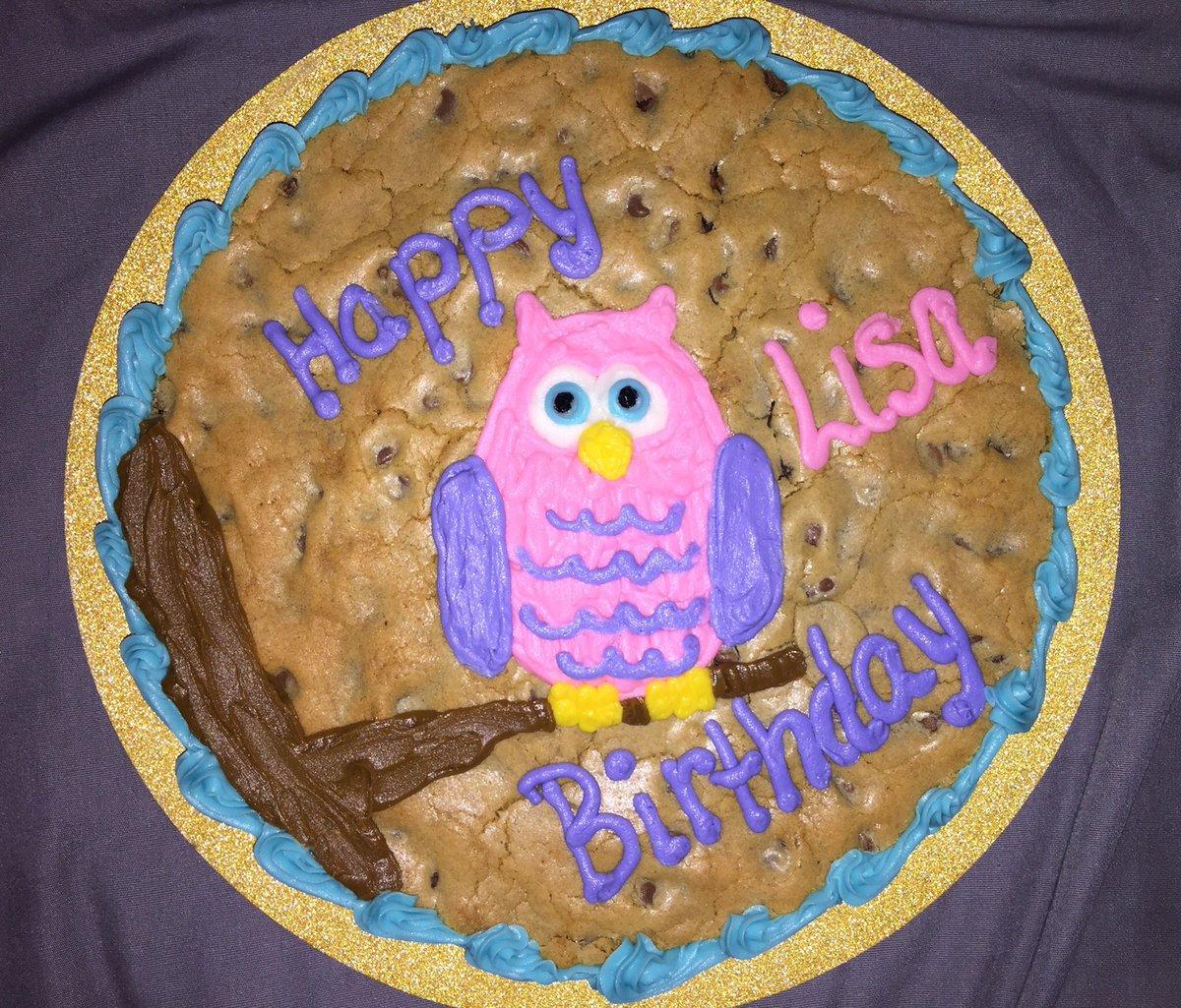 Angie Lovelace On Twitter Happy Birthday Lisa Owl Theme