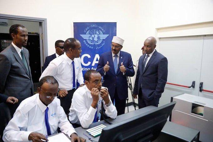 Image result for Somali Civil Aviation Authority