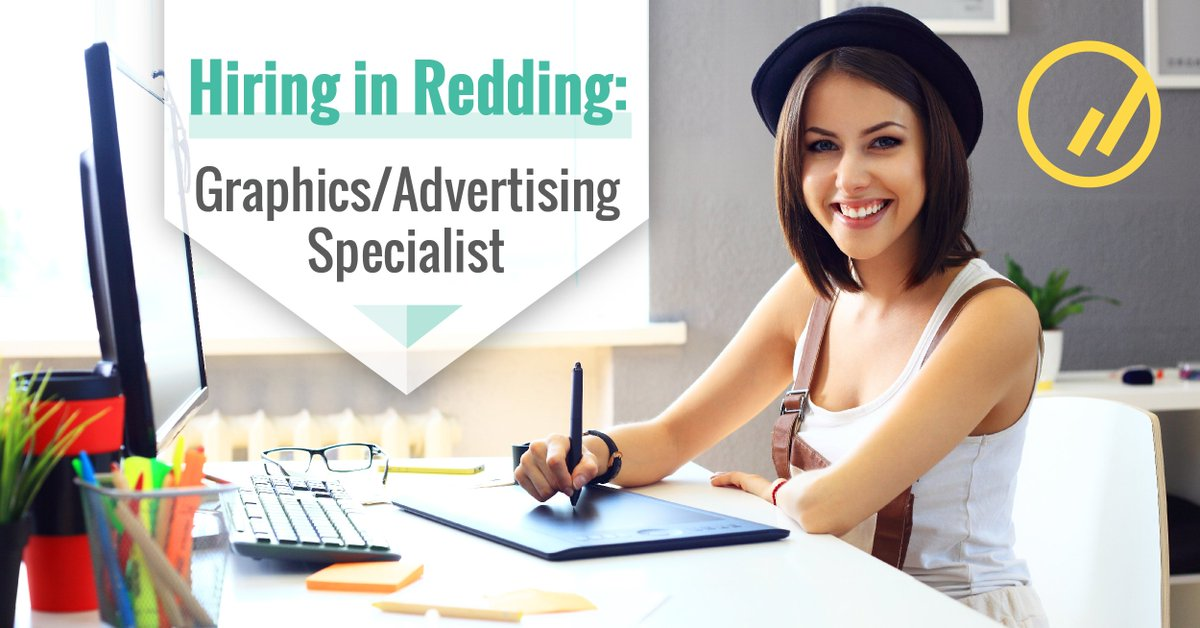 graphicsadvertising specialist position if you are a redding based designer with experience managing facebook and adwords ads apply today by - Advertising Specialist
