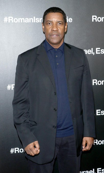 Happy 63rd birthday to legendary actor Denzel Washington!