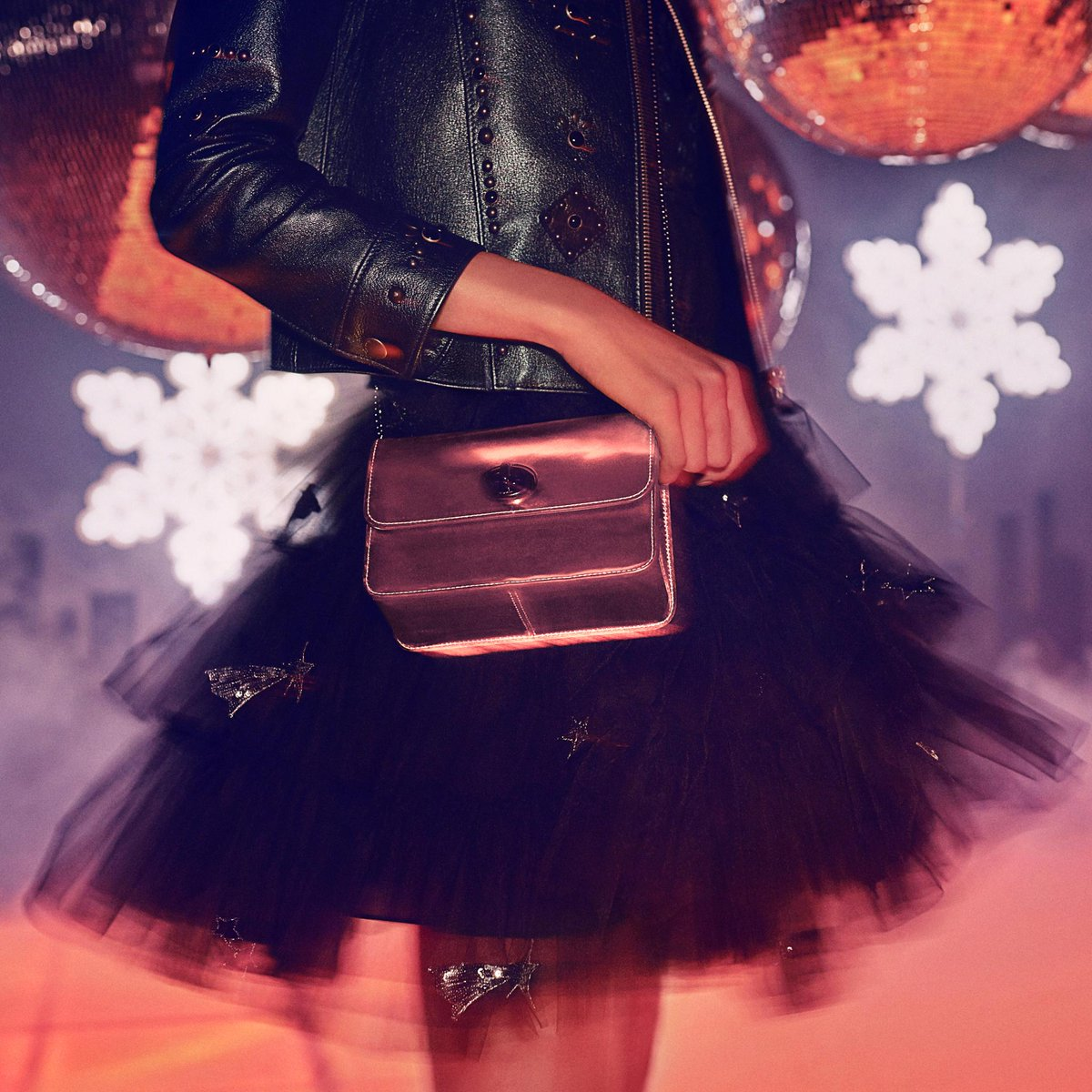 Because you create your own magic. #BringOnTheJoy #CoachGifts #CoachNY https://t.co/mgfihsVPCE