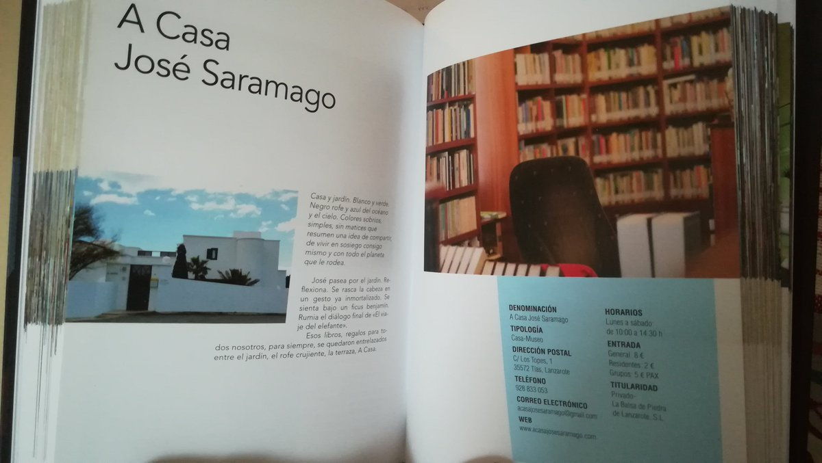 A Casa José Saramago On Twitter Museojsaramago En La Guía