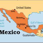 United Mexican States, Southern North America