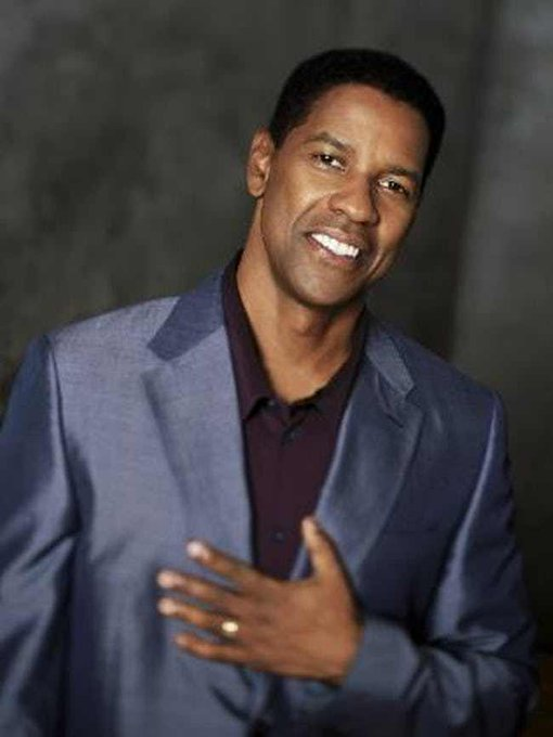 Happy birthday, Denzel Washington