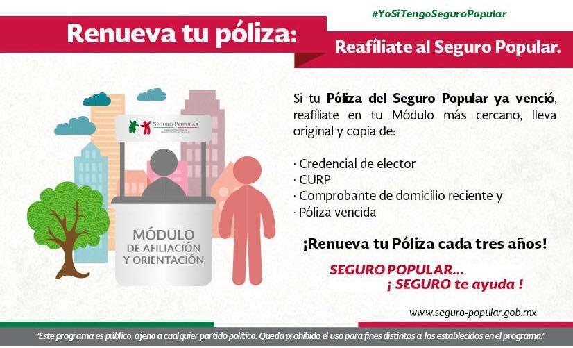 Voluntariado Salud On Twitter Yosítengoseguropopular Tu