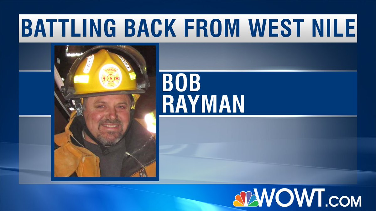 Local firefighter makes amazing strides in fight against West Nile https://t.co/lkox6mHRAf