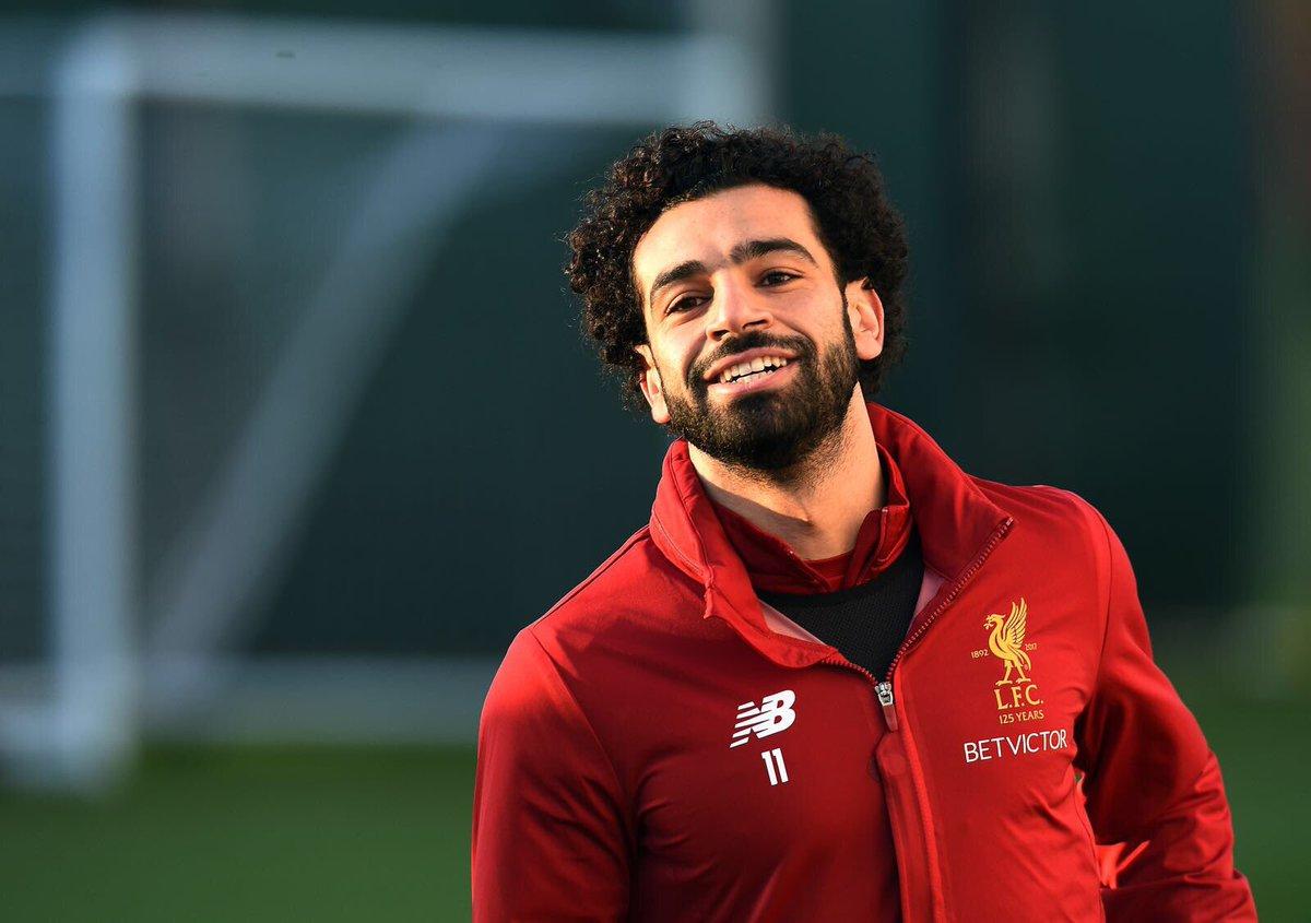 Mohamed Salah: Mohamed Salah (@22mosalah)