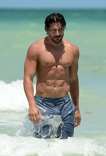 Happy Birthday to Joe Manganiello!