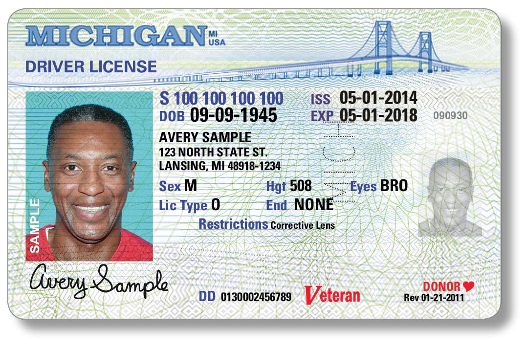 Designation For More state On Department t Licenses Michigan