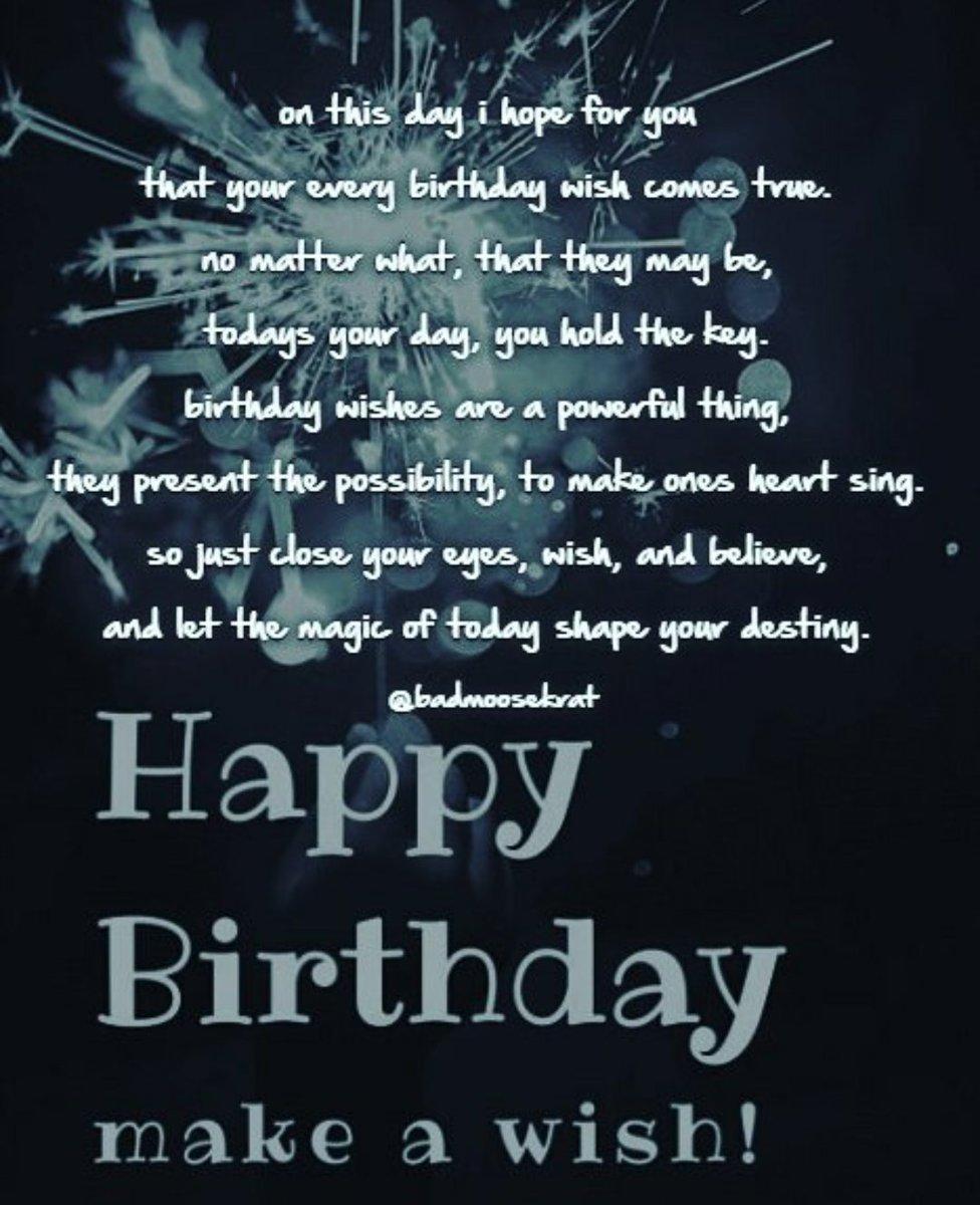 Bad Moosekrat On Twitter Birthday Wishes Poem Poetry Madverse Fsmpy Wish Happybirthdaytoyou