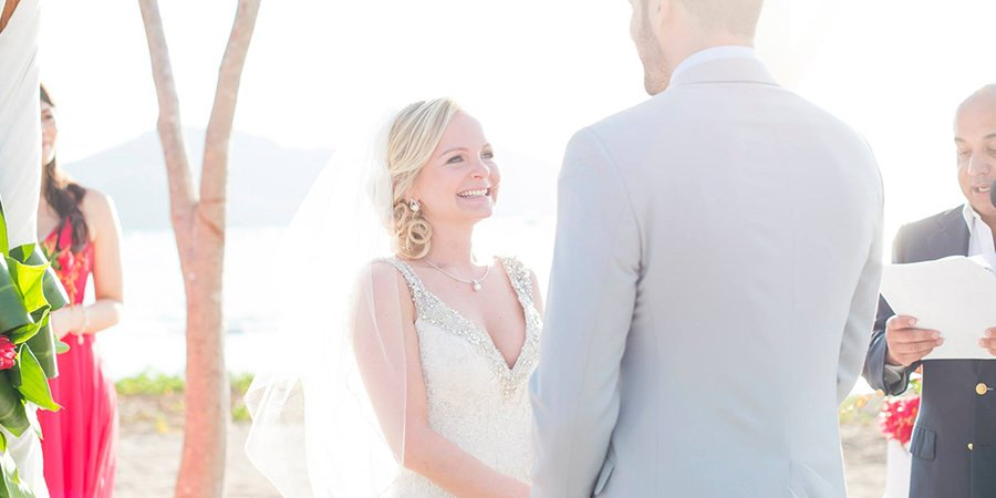 Did he #popthequestion on #Christmas ? Perfect timing to start planning your #wedding Contact us now to book your #perfectwedding #beachwedding #destinationweddng #2018wedding