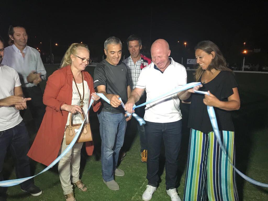Realico | Inauguración Cancha de Hockey Club Sportivo