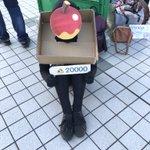 リンゴが2万のコスプレ。これで本人は満足なのでしょうか?