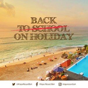 Klapa Resort Bali On Twitter I Need A Six Month Vacation Twice A