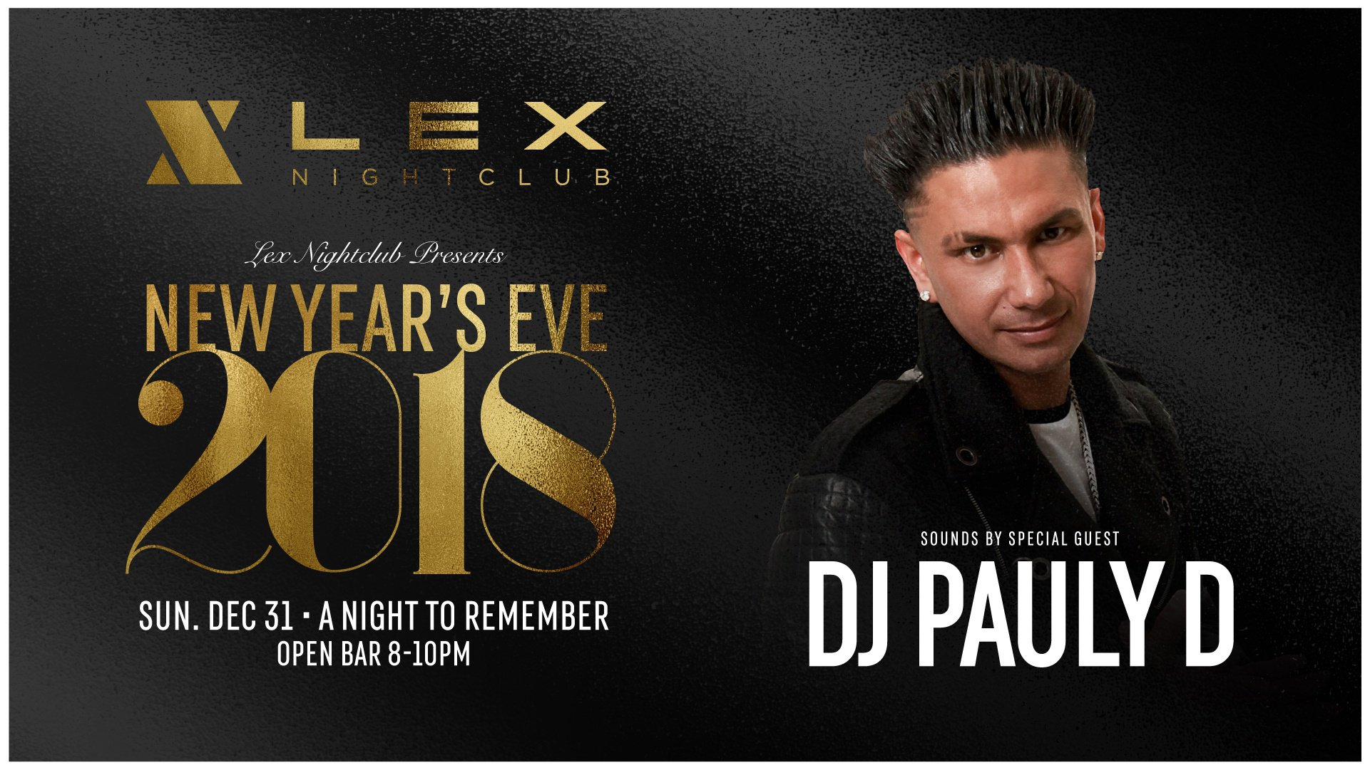 RT @grandsierra: #LEXNightclub is closing out 2017 with @DJPaulyD! @LexNightclub https://t.co/sjxYPhOYJf https://t.co/PzvENVSuL5