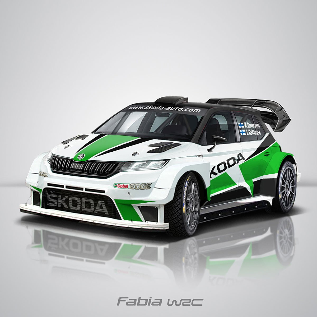 tom nn on twitter fabia wrc 2019 o wrc. Black Bedroom Furniture Sets. Home Design Ideas