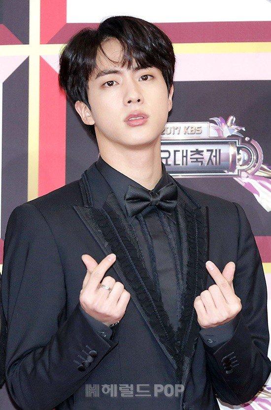 3 Point Turn >> [Pann] BTS Jin goes viral as god MC | allkpop Forums