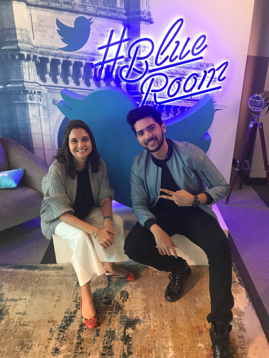 Had a great time chatting with @ArmaanMalik22 for #ThisHappened - hoping some of that optimism and energy rubs off!