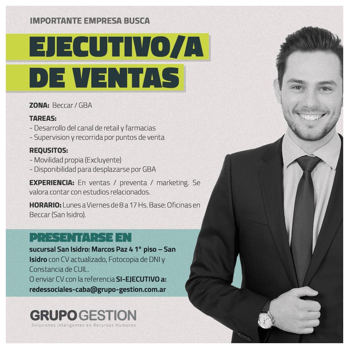 Grupo Gestión on Twitter: \
