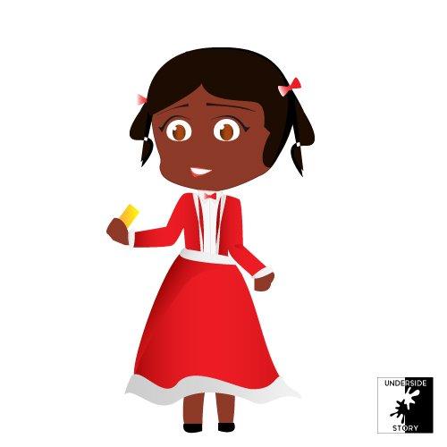 Underside Story On Twitter Quand La Petite Fille Se Faufile Dans
