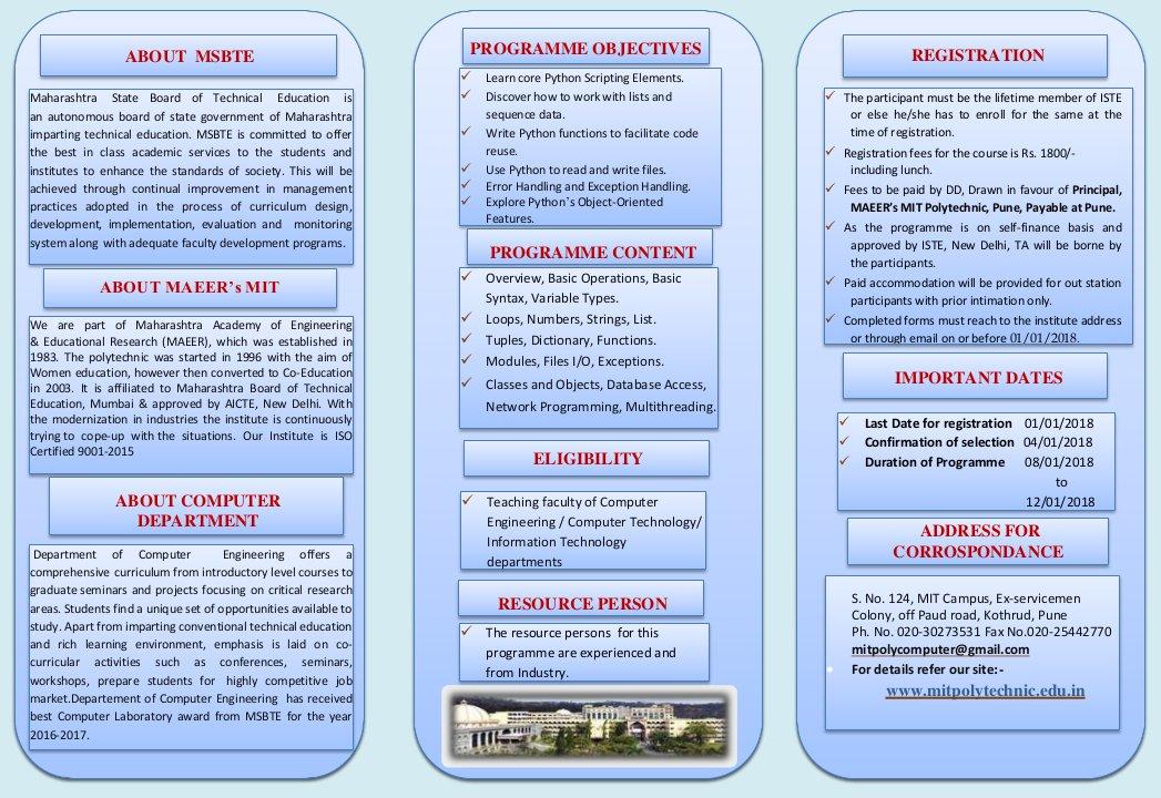 Msbte Syllabus I Scheme 4th Sem Electrical