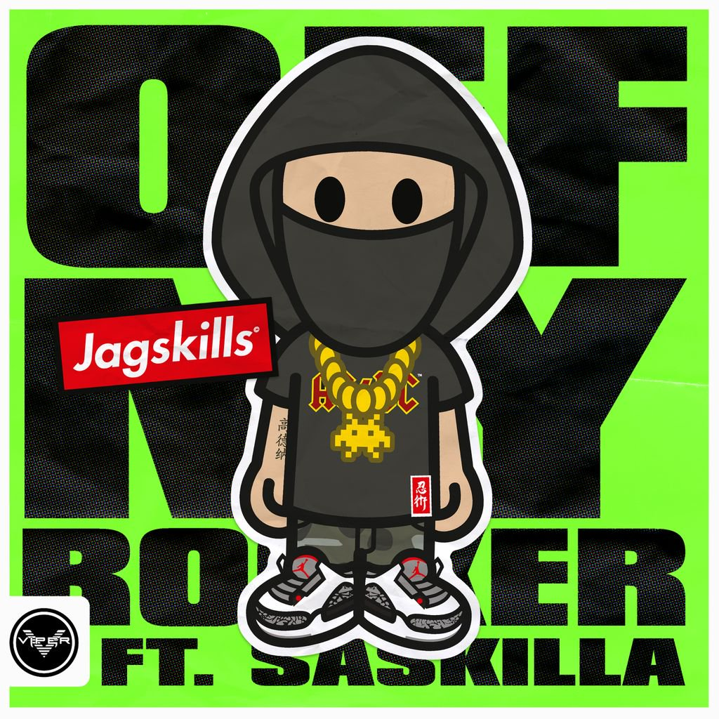 #OffMyRocker feat @saskilla is out now!!!!!   Buy or stream it here: https://t.co/sy0LFnfm2e https://t.co/HIWFegBwMY