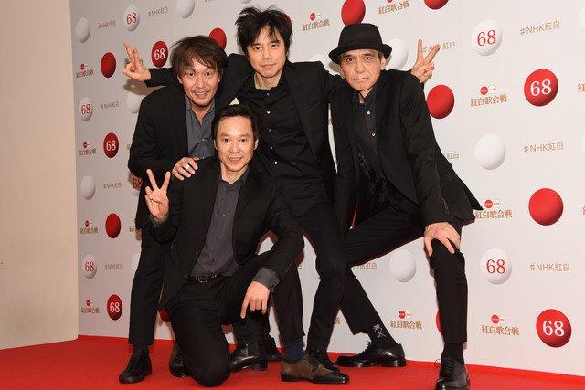 エレファントカシマシ、衣装を新調して初紅白「すごい番組に来たと実感しました」(コメントあり / 写真23枚) #NHK紅白