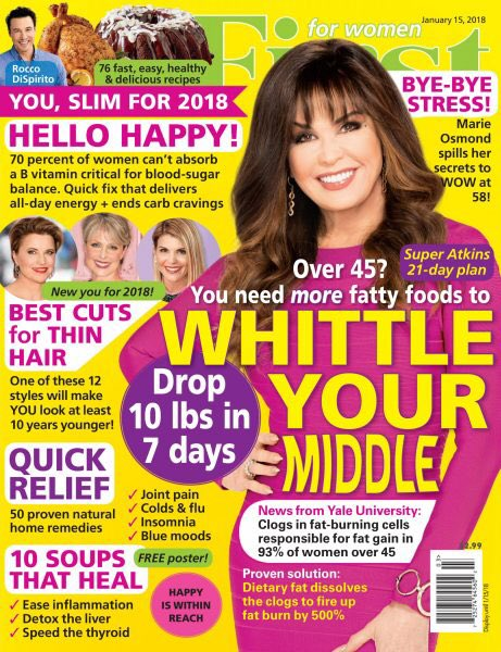 Image result for first for women marie osmond