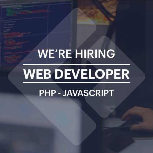 We're hiring! Guarda la nostra offerta di lavoro. https://t.co/C0rhCYKgGv #jobs #webdeveloper #php #javascript #webagency https://t.co/ZVzCtU2qq6