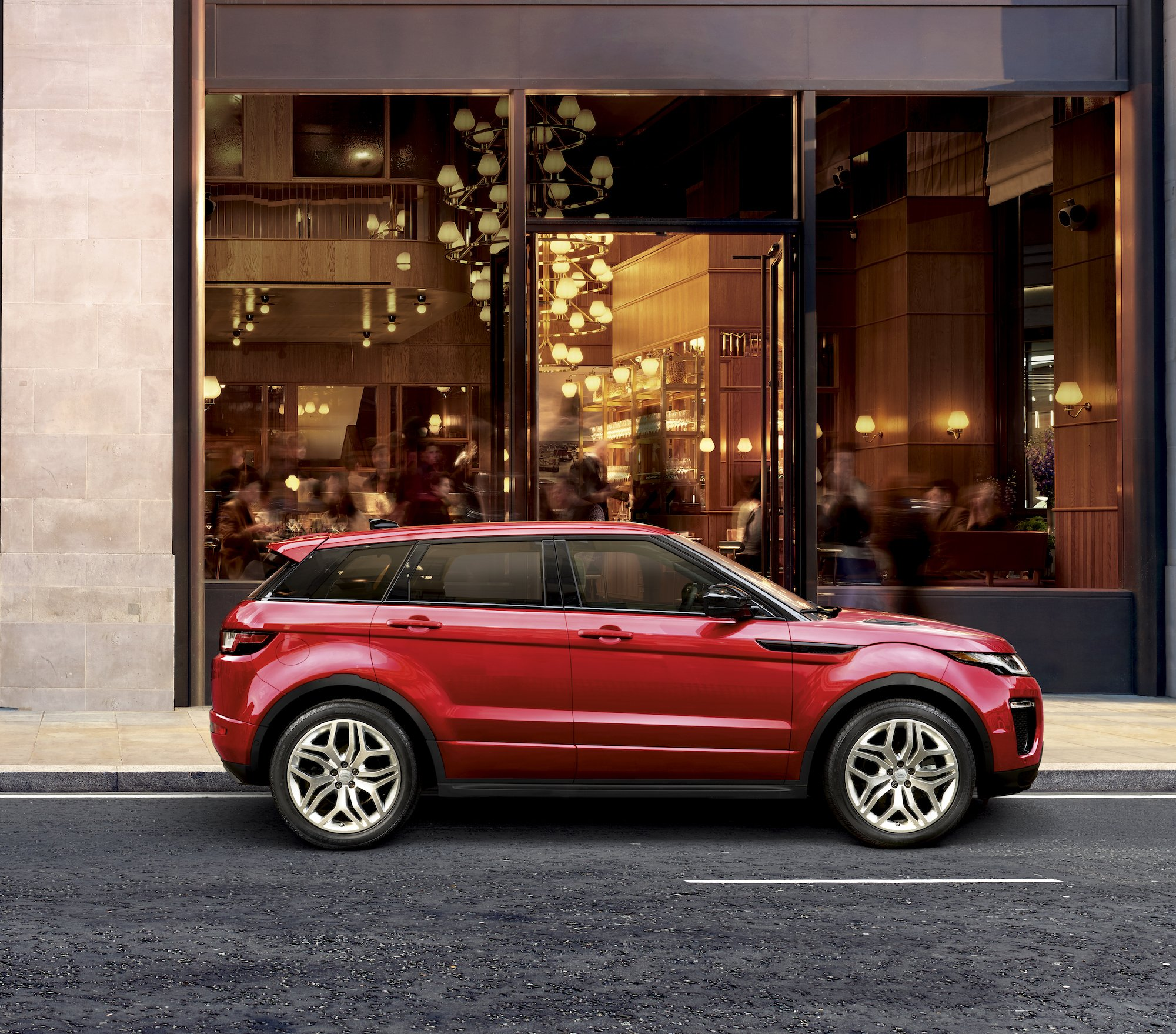 """Land Rover Paramus on Twitter """"Arrive to holiday parties in style"""