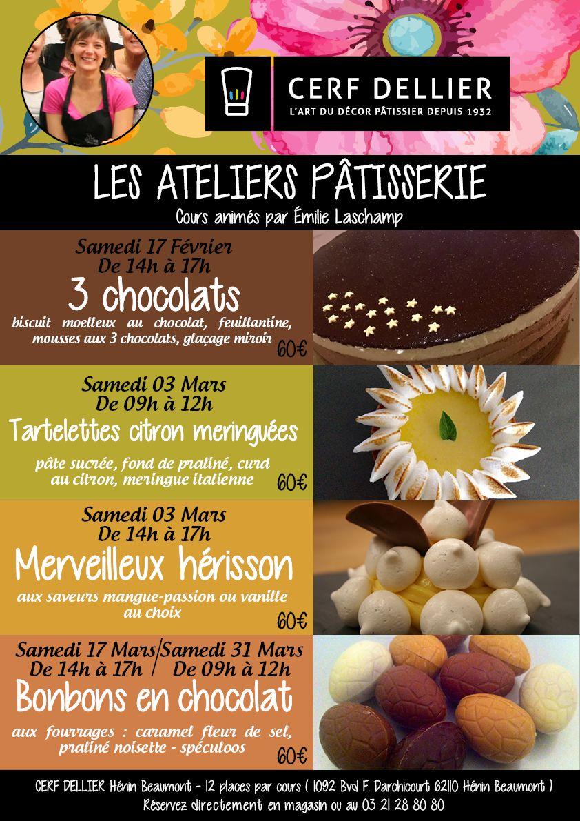 """Cours De Cuisine Henin Beaumont cerf dellier on twitter: """"envie de vous perfectionner"""