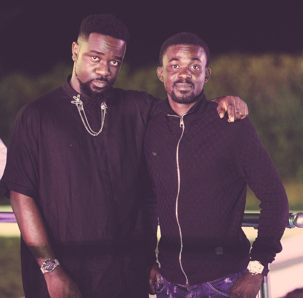 Image result for NANA APPIAH MENSAH AND SARKODIE
