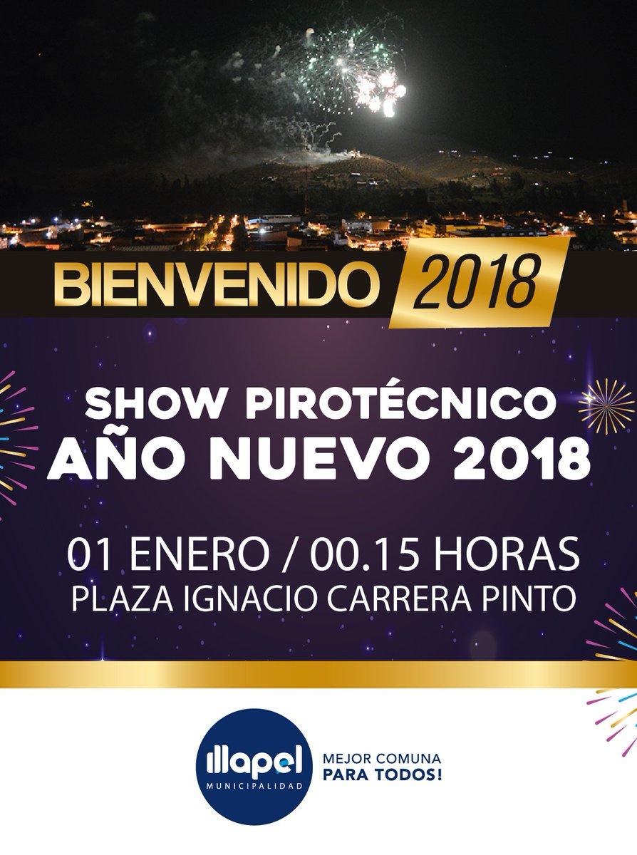 Municipalidad De Illapel On Twitter A Dias Del 2018 La