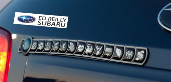 Subaru Badge Of Ownership >> Ed Reilly Subaru On Twitter The Subaru Badge Of Ownership Is A