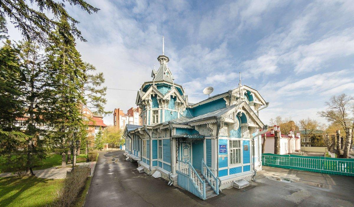 Томск что посмотреть в городе