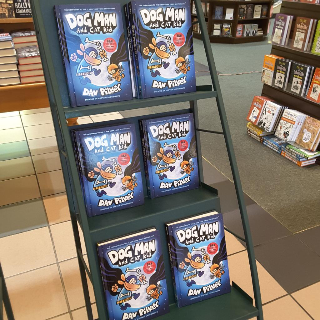 Barnes And Noble On Twitter Quot Pick Up Your Copy Of Dog Man