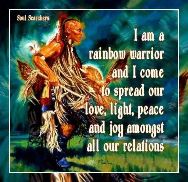 Warriors Of The Rainbow 2 Vietsub: Native Americans (@YaNative)